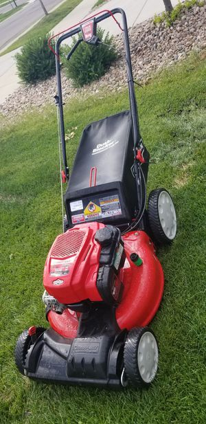 Troy bilt lawnmower 7.25HP self propelled- Almost NEW for Sale in Aurora, CO