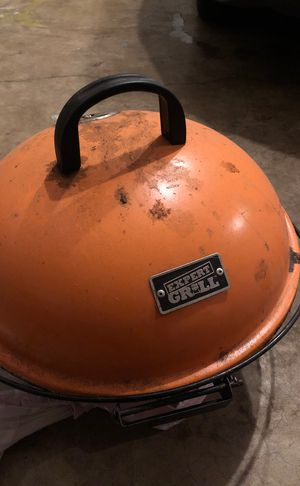 Expert grill portable charcoal bbq for Sale in Keizer, OR