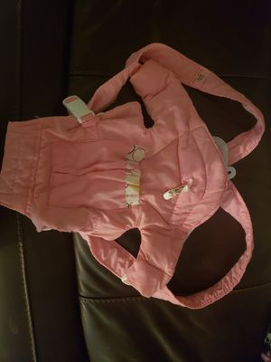 Pink Luvable Friends baby carrier for Sale in Buffalo, NY
