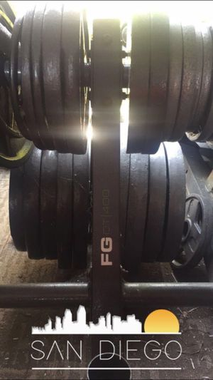 OLYMPIC WEIGHTS•ALL SIZES•LOW PRICES for Sale in San Diego, CA