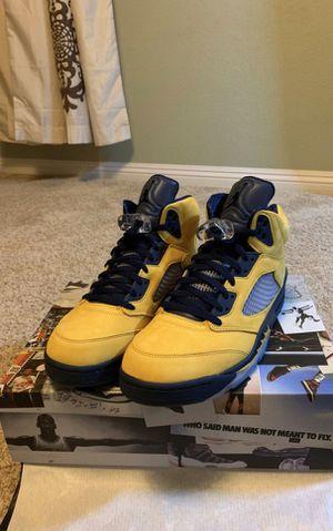 Air Jordan 5 size 10 for Sale in Oakland, CA