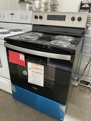 New Stainless Electric Range On Sale 1yr Factory Warranty for Sale in Chandler, AZ