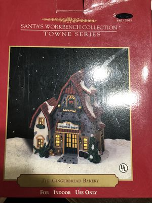 Holiday light up gingerbread house for Sale in Laguna Niguel, CA