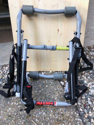 Allen sports 102s premium 2 bike trunk mount rack for Sale in Fremont, CA