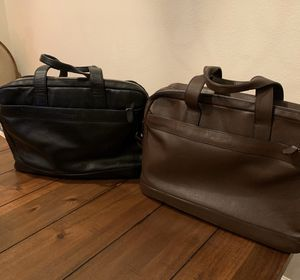 Coach Hamilton Double ZIP Briefcase for Sale in Houston, TX