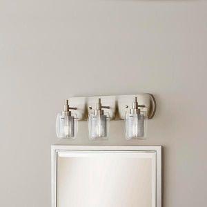 Home Depot 3-light Vanity Wall Light for Sale in Ashburn, VA