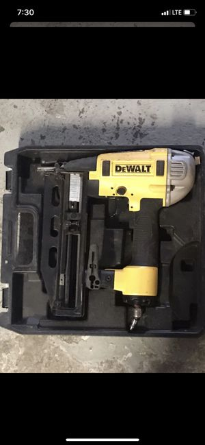 (2) Nail guns compressor for Sale in Tacoma, WA