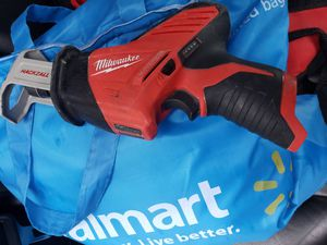 New Milwaukee M12 Hackzall Recip Saw (2420-20) for Sale in Norcross, GA