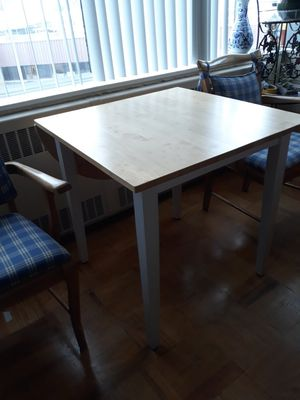Kitchen table + 2 chairs set for Sale in Portland, OR