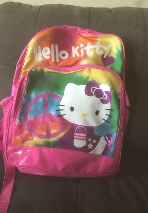 Hello Kitty Backpack for Sale in Wyandotte, MI