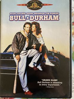 Bull Durham DVD Movie Film for Sale in Chula Vista, CA