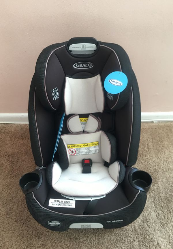 Graco Recline and Ride