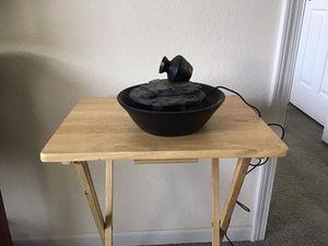Desktop fountain for Sale in Modesto, CA