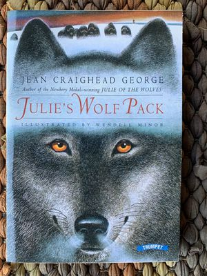 Class Set - Julie's Wolf Pack by Jean Craighead George for Sale in Spring Valley, CA