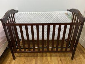 Baby Crib & Mattress for Sale in Dallas, TX