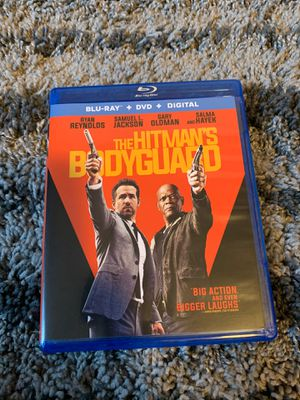 The hitmans bodyguard Blu-ray for Sale in Palmdale, CA