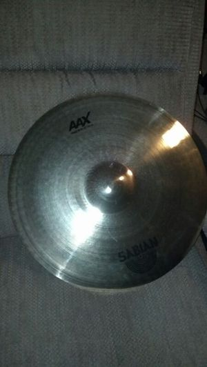 Brand new Sabian aax cymbals for Sale in Seattle, WA