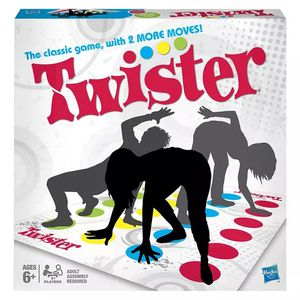 Classic Twister Party Game for Ages 6 and up, For 2 or more players 0407 D6 for Sale in Cincinnati, OH