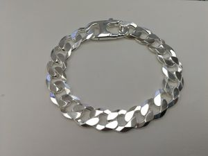 Silver 925 Cuban bracelet for Sale in Los Angeles, CA