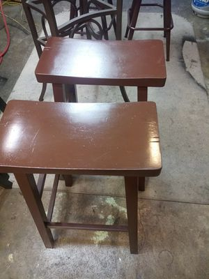 29 in wood bar stools for Sale in Federal Way, WA