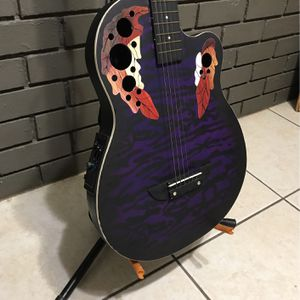 Acoustic/Electric Guitar for Sale in Austin, TX