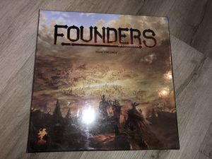 Founders of Gloomhaven - Board Game - Brand New In Shrink! for Sale in Las Vegas, NV