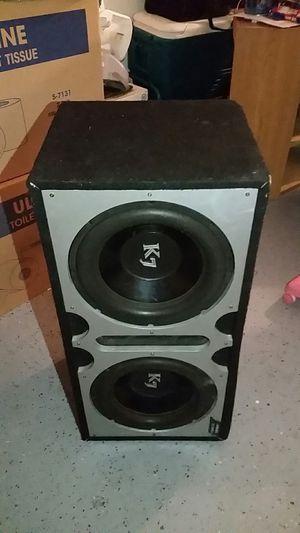 Audiotek K7 2200 Watts for Sale in Santa Maria, CA