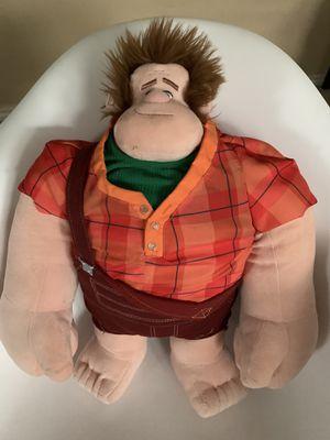 "Disney Wreck it Ralph Stuffed Animal Plush 16"" for Sale in Saginaw, TX"