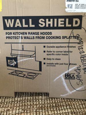 Wall shield for kitchen for Sale in La Puente, CA