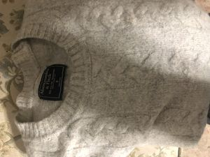 Abercrombie & Fitch. Warm Wool Sweater for Sale in Pittsburgh, PA