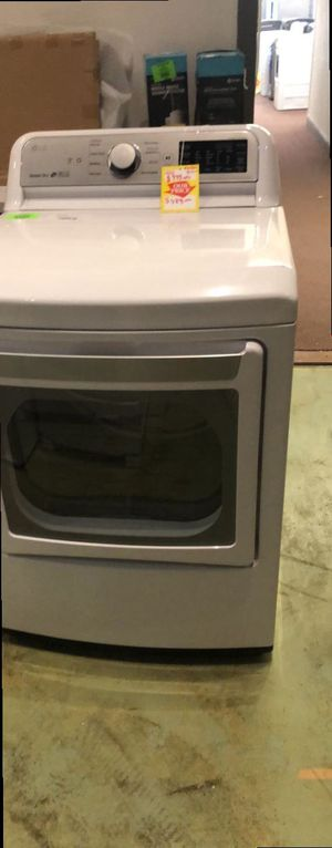 LG Dryer ZSY for Sale in Glendale, CA
