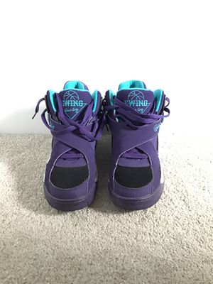 Patrick Ewing rogue Nike adidas puma for Sale in Chesapeake, VA