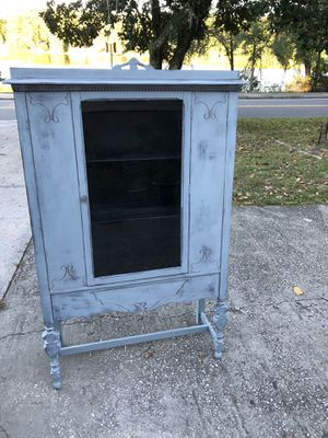 No Knee McGee: Antique, Distressed, Farmhouse-Style Pantry, Cabinet, Chest, or Dresser for Sale in Maitland, FL