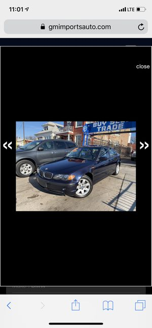 2002 BMW 3 SERIES!!!! for Sale in Chicago, IL