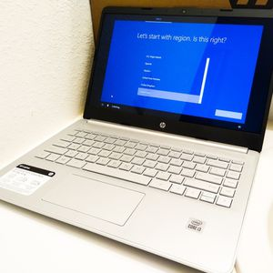 """HP 14"""" Notebook Laptop - 10th Gen Intel Core i3-1005G1 - 1080p – Model 14-dq1043cl for Sale in Portland, OR"""