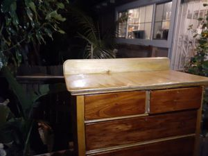 antique drawer dresser for Sale in San Bernardino, CA