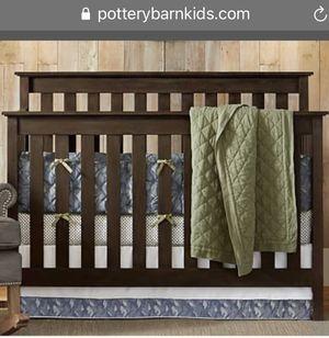 Pottery Barn Kids Elliot 3-1 Convertable Crib for Sale in Oakland, CA