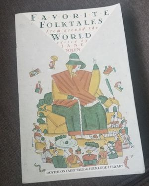 Favorite Folktales from around the world edited by Jane Yolen for Sale in Sacramento, CA