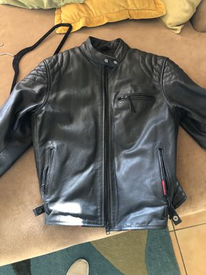 Top of the line Milwaukee Leather motorcycle jacket for Sale in Rancho Cucamonga, CA