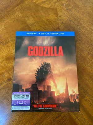 Godzilla Blu Ray for Sale in Rialto, CA