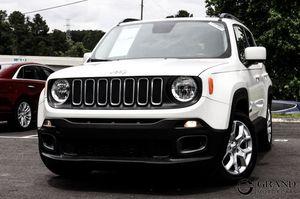 2017 Jeep Renegade for Sale in Marietta, GA