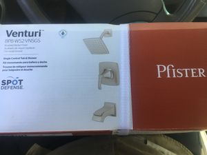 Pfister, single control tub and shower kit for Sale in Goldsboro, PA