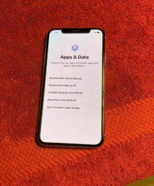 Iphone x for Sale in MONTE VISTA, CA