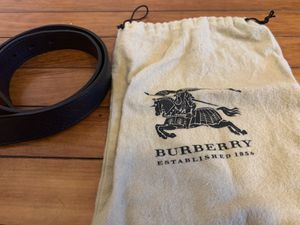Burberry Belt Men's Size 30 for Sale in San Mateo, CA