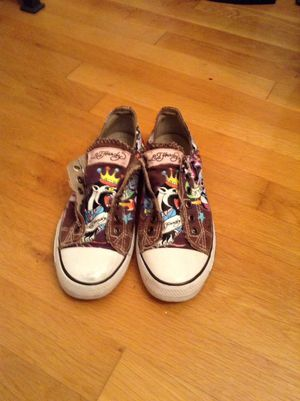 Ed Hardy Converse for Sale in Rockville, MD