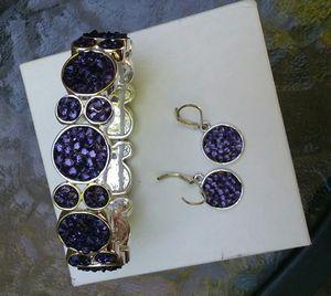 Napier earrings and bracelet set for Sale in Marquette, MI