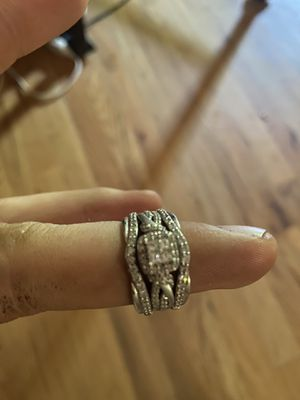 Wedding Ring Set for Sale in Landrum, SC