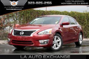 2015 Nissan Altima for Sale in Montebello, CA