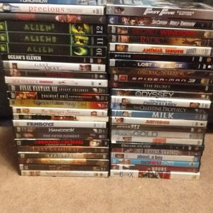 50+ DVD Titles. Some Rare! See Pics/Description. for Sale in Portland, OR