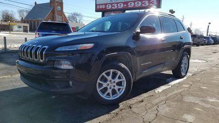 2015 Jeep Cherokee for Sale in Warren,  MI